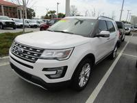 1: USED 2016 FORD EXPLORER LIMITED