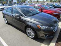 1: USED 2016 FORD FUSION SE ECOBOOST