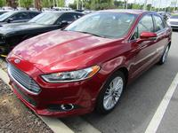 2: USED 2016 FORD FUSION SE