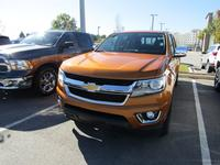 2017 CHEVROLET COLORADO CrewCab LT