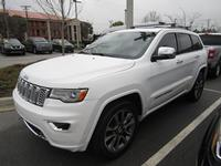 1: USED 2017 JEEP GRAND CHEROKEE OVERLAND