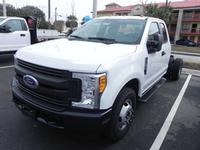 2017 Ford F-350 Super Duty XL Chassis Cab DRW