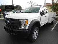 2017 Ford F-450 Super Duty XL Chassis SuperCab DRW