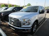 2017 FORD F-150 SUPERCREW XLT EcoBoost
