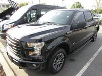 2017 FORD F-150 SUPERCREW XLT EcoBoost 4WD