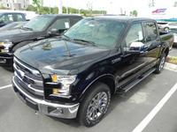 2017 FORD F-150 SUPERCREW LARIAT 4WD