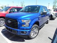 2017 FORD F-150 SUPERCREW XL 4WD