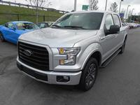 1: USED 2017 FORD F-150 SUPERCREW XLT