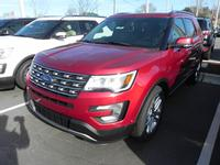 2: USED 2017 FORD EXPLORER LIMITED