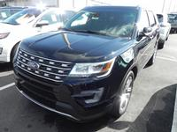 1: USED 2017 FORD EXPLORER LIMITED