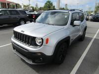 1: USED 2017 JEEP RENEGADE LATITUDE