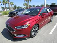 2: USED 2017 FORD FUSION HYBRID PLATINUM
