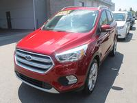 1: USED 2017 FORD ESCAPE TITANIUM ECOBOOST