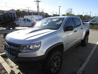 2018 CHEVROLET COLORADO CrewCab ZR2 4WD