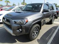 2018 TOYOTA 4RUNNER TRO OFF ROAD 4WD