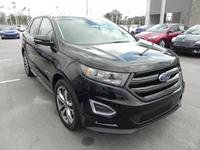 1: NEW 2018 FORD EDGE SPORT AWD