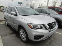 4: USED 2018 NISSAN PATHFINDER SL