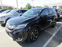 1: USED 2018 HONDA CR-V TOURING