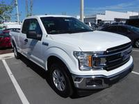 2018 Ford F-150 XLT SuperCab