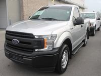2: USED 2018 FORD F-150 XL REGCAB