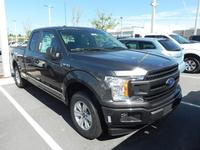 2018 Ford F-150 XL SuperCab