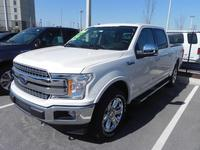 2018 FORD F-150 SUPERCREW LARIAT 4WD