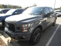 2018 FORD F-150 SUPERCREW XLT EcoBoost 4WD