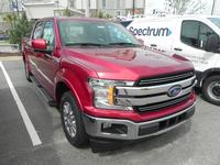 2: USED 2018 FORD F-150 SUPERCREW LARIAT