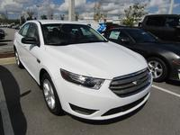 3: NEW 2018 FORD TAURUS SE