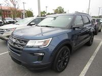 2: USED 2018 FORD EXPLORER XLT