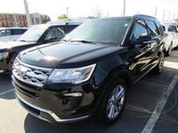2: USED 2018 FORD EXPLORER LIMITED 4WD