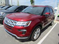 4: NEW 2018 FORD EXPLORER LIMITED ECOBOOST
