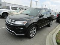 4: USED 2018 FORD EXPLORER LIMITED