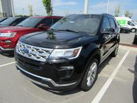 2018 Ford Explorer Limited EcoBoost 4WD