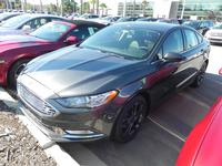 3: USED 2018 FORD FUSION SE