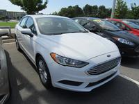 1: NEW 2018 FORD FUSION SE