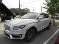 2: USED 2019 LINCOLN NAUTILUS RESERVE AWD