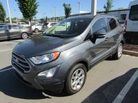 2: USED 2019 FORD ECOSPORT SE