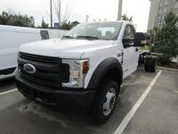 2019 Ford F-450 Super Duty XL Chassis Cab DRW