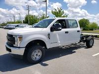 2019 Ford F-250 Super Duty XL CrewCab 4WD
