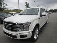 2019 FORD F-150 SUPERCREW LIMITED EcoBoost 4WD