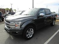 2019 FORD F-150 SUPERCREW PLATINUM