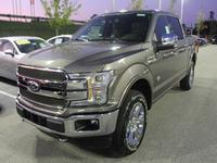 2019 Ford F-150 King Ranch Ecoboost SuperCrew 4WD