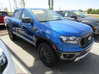 2019 Ford Ranger XLT SuperCrew