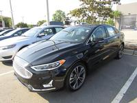 2: USED 2019 FORD FUSION TITANIUM AWD