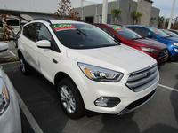 2019 Ford Escape SEL EcoBoost 4WD
