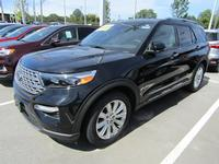 2020 Ford Explorer Limited EcoBoost