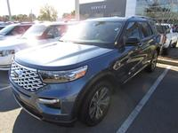 4: USED 2020 FORD EXPLORER PLATINUM 4WD