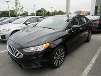 2020 Ford Fusion SE EcoBoost AWD