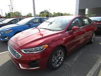 1: NEW 2020 FORD FUSION SEL